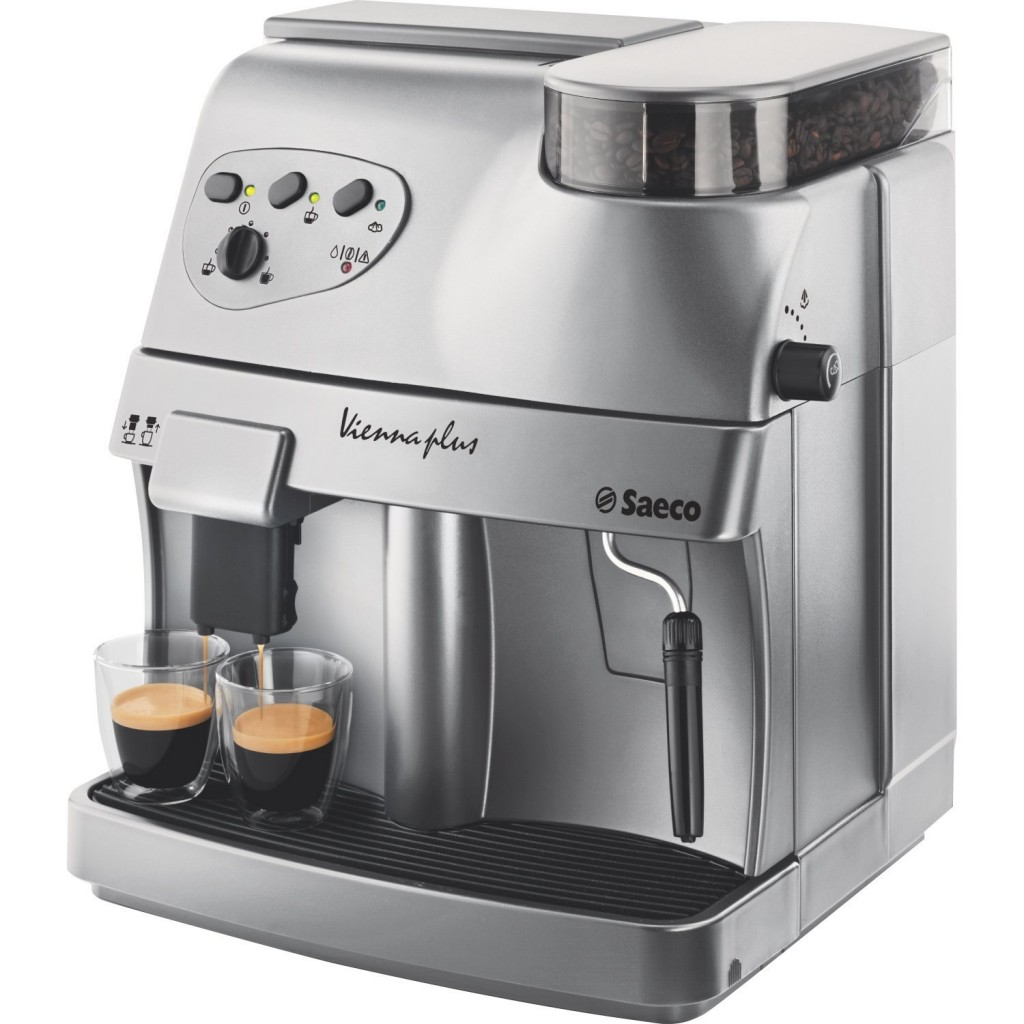 Saeco 4045 Vienna Plus 15-Bar-Pump Super-Automatic Espresso Machine