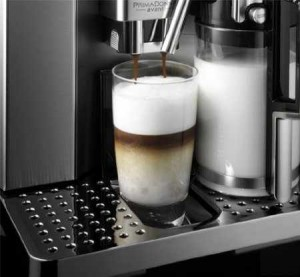 DeLonghi ESAM6700 Gran Dama Avant Touch-Screen Super-Automatic Espresso Machine_