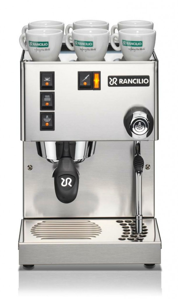 Rancilio Silvia 3 Espresso Machine