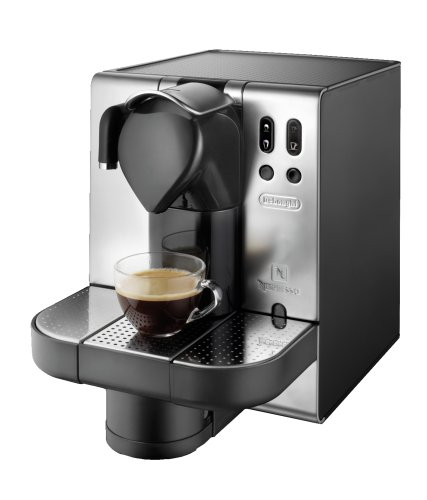 DeLonghi EN680.M Nespresso Lattissima Single-Serve Espresso Maker_Espresso